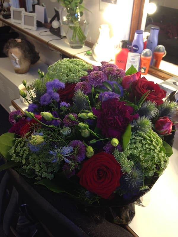 Liam Tamne's flowers