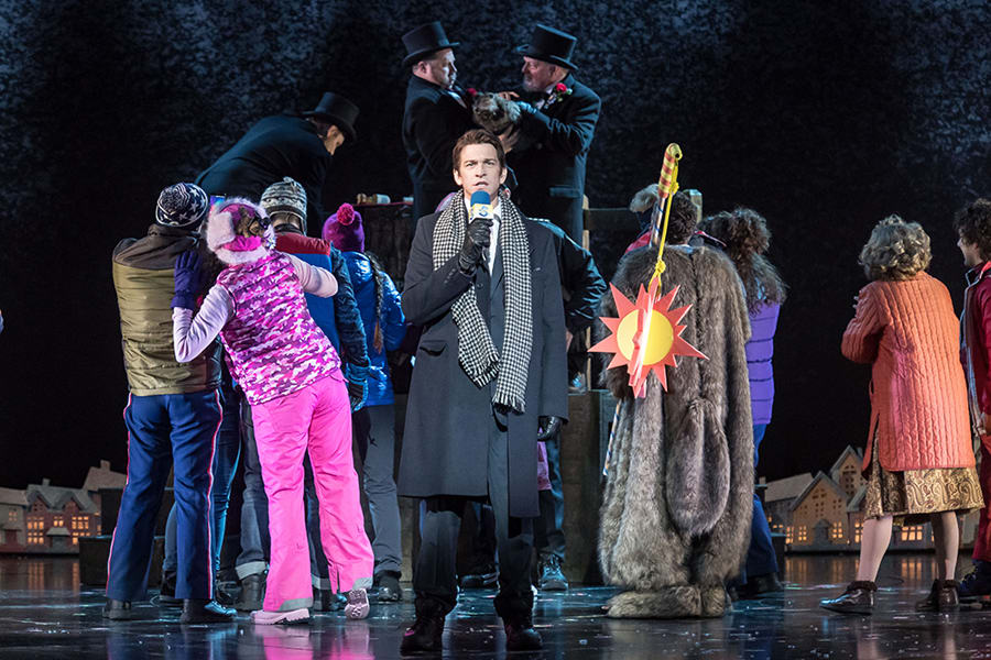 LOA 2017 - Best New Musical - Groundhog Day