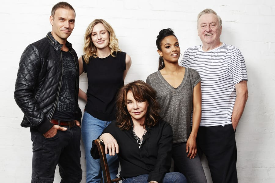 The cast of Apologia