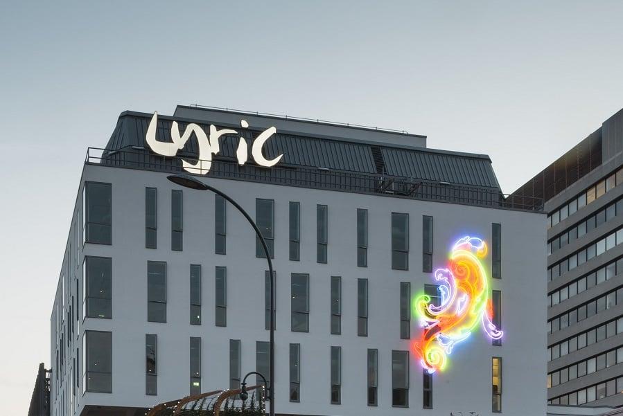 Lyric Hammersmith Exterior
