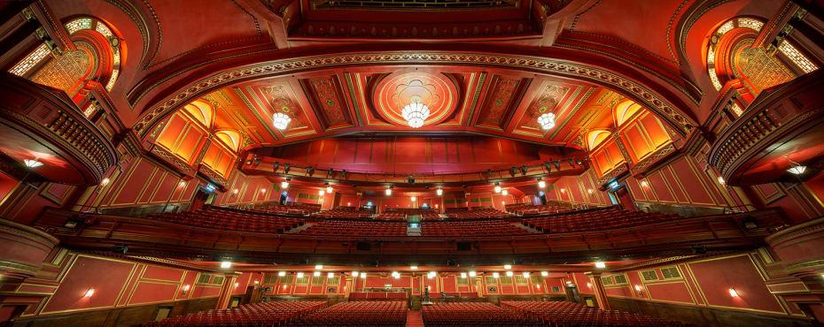 The Dominion Theatre auditorium (Photo: Mark Sykes)