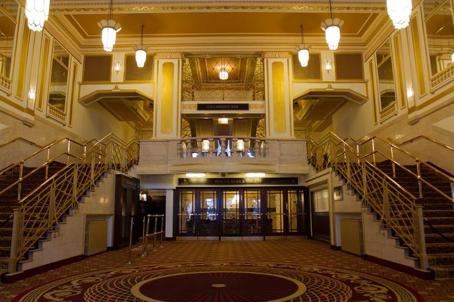 The Dominion Theatre Foyer