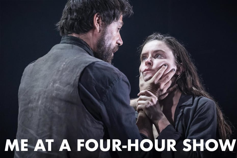 Reasons to see: Knives In Hens