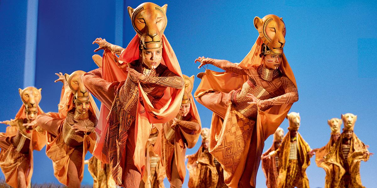 Disney's The Lion King at Lyceum Theatre (Photo: Deen van Meer)