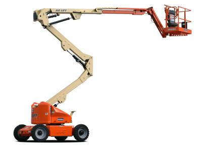 Venda de plataformas e equipamentos novos e semi-novos