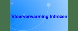 E. Budding Installatietechniek Vloerverwarming Infrezen