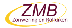 ZMB Zonwering en Rolluiken