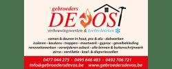 Gebroeders De Vos dakwerken, renovatie en koeltechniek