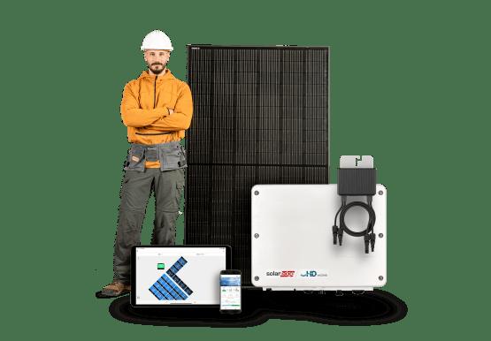 SolarEdge zonnepanelen