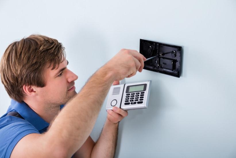 Installateur alarmsysteem