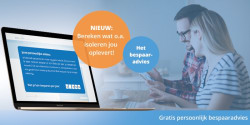Nieuw bij Solvari: rekenhulp voor uw persoonlijk bespaaradvies. In een paar klikken uw besparing inzichtelijk!