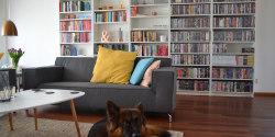 Boeken in je interieur gebruiken