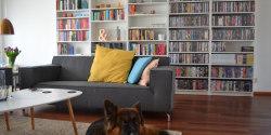 Boeken in uw interieur gebruiken