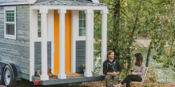 Tiny houses: klein huis, groot succes