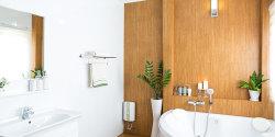 Zo creëer je een botanische badkamer