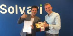 Beste leerbedrijf van provincie Utrecht!