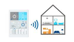 Met domotica kun je alles in huis op afstand bedienen