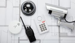 Alarmsysteem zakelijk met verbinding naar meldkamer
