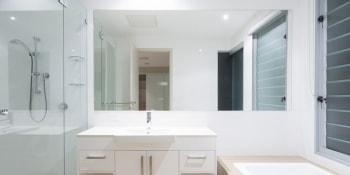 6 tips om uw badkamer optisch te vergroten