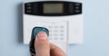 Alarmsysteem installeren of vervangen