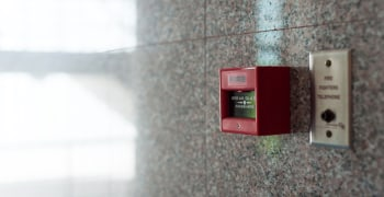 Brandalarm zakelijk