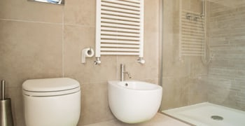 Toilet plaatsen of vervangen