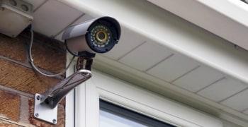 Camerabeveiliging woonhuis