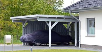 Carport plaatsen of vervangen
