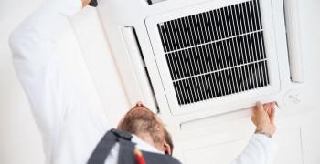 Ventilatiesysteem plaatsen