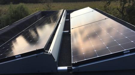 LG panelen van 330Wp