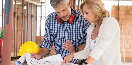 What to do when working with tradesmen