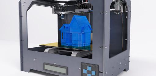 Primeur voor Eindhoven: de eerste 3D-betongeprinte huizen