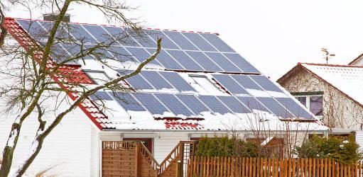 Ontdek de voordelen van zonnepanelen in de winter