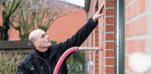 Ontdek de voordelen van spouwmuurisolatie voor jouw woning
