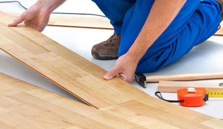 Offerte voor nieuwe vloer leggen aan bij aannemersbedrijf h. kap