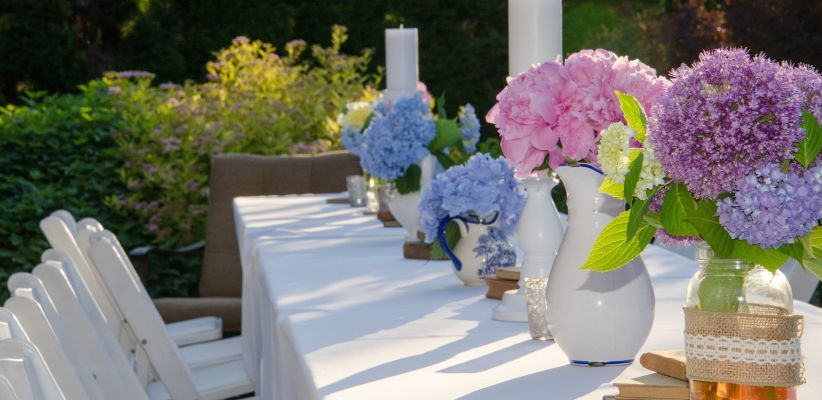 Idées déco festive pour un jardin en fête! | Solvari