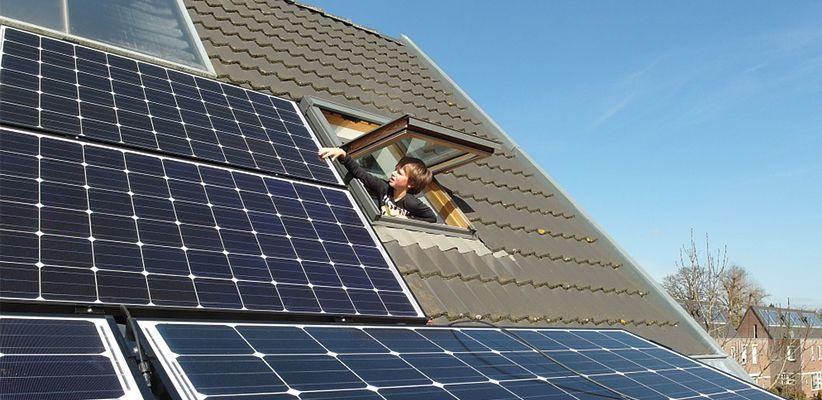Hoe zijn zonnepanelen verzekerd?