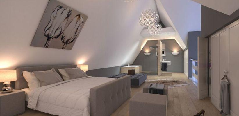 comment am nager les combles perdus sous le toit solvari. Black Bedroom Furniture Sets. Home Design Ideas