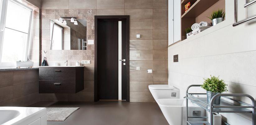 De mooiste gietvloeren voor in de badkamer | Solvari