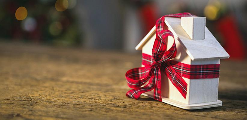 In december kopen we meer huizen