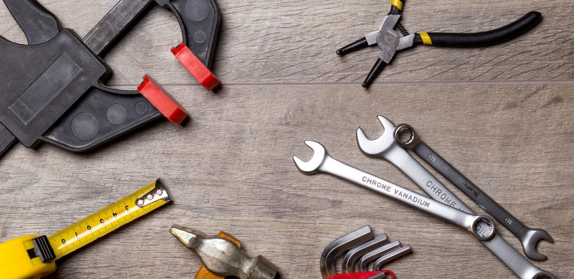 5 tips bij het kiezen van gereedschap voor een verbouwing