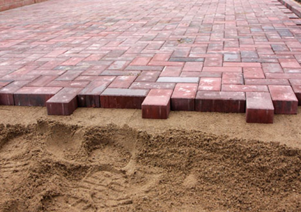 Driveway And Block Paving