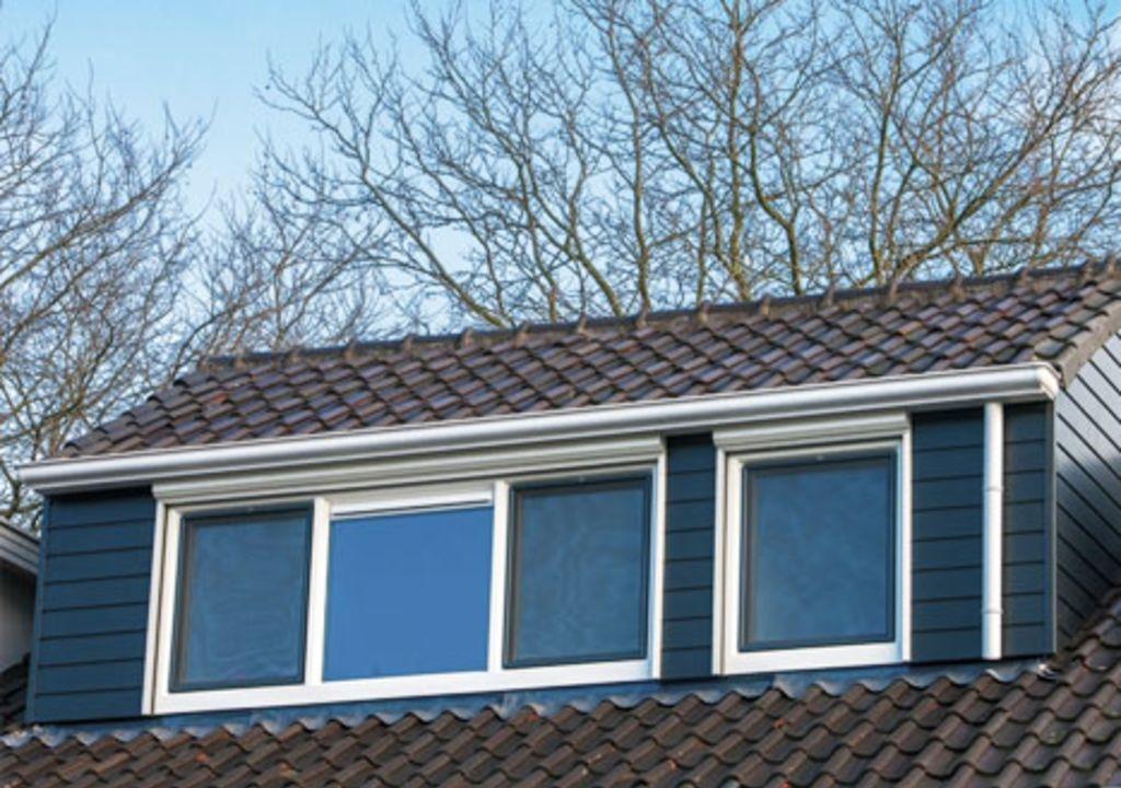 Houten dakkapel plaatsen of vervangen
