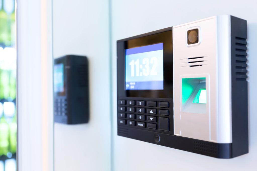 Compleet alarmsysteem zakelijk