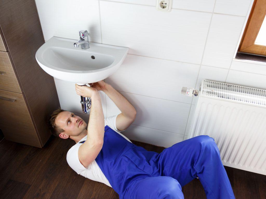 Waterleiding repareren / lekkage verhelpen