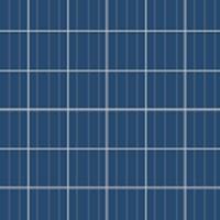 Polykristallijn zonnepaneel