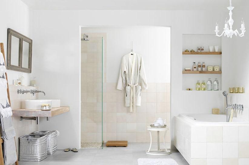 Moderne Strakke Badkamer : De mooiste badkamerstijlen van 2018 op een rij
