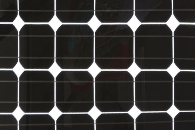 Monokristallijn zonnepanelen
