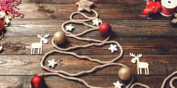 Kerstdecoratie, maak het zelf met de volgende tips!