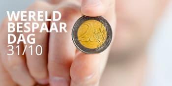 Het is bijna Wereldbespaardag en wij geven de eerste twee bespaartips weg!